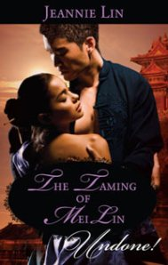 Book cover The Taming of Mei Lin