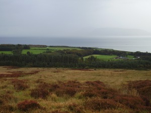 View over Skipness