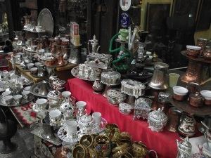 Metalwork on sale in Sarajevo