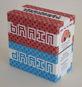 Brain Drain game