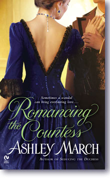 Romancing the Countess cover