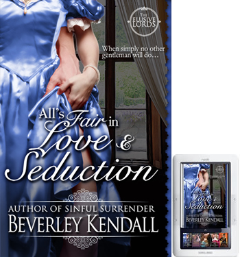 All's Fair in Love and Seduction by Beverley Kendall