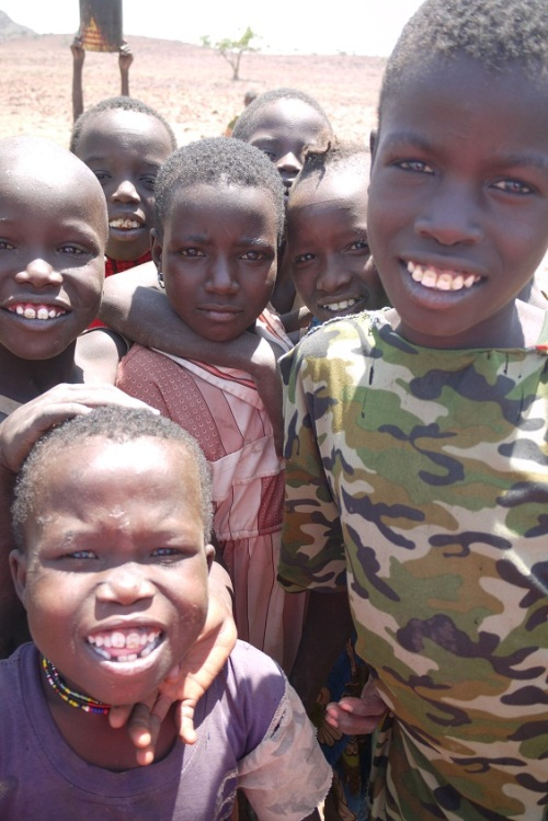 Turkana kids