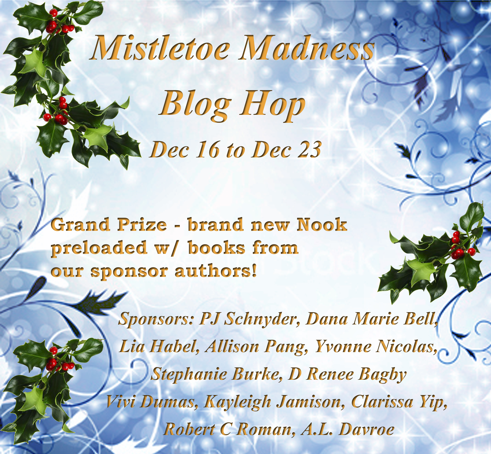 Mistletoe Madness 2011