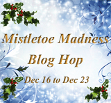Mistletoe Madness blog hop